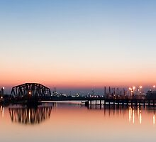 Freeport at Dawn by Paul Wolf