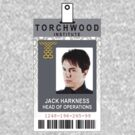 Torchwood Jack Harkness ID Shirt by zorpzorp