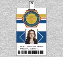 "Bones ID Shirt Dr. Temperance ""Bones"" Brennan by zorpzorp"