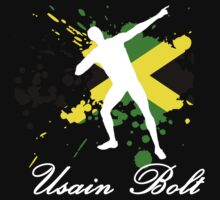 Usain Bolt by ScottW93