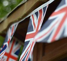 Union Flags by ebalch