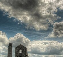 Magpie Mine by cameraimagery