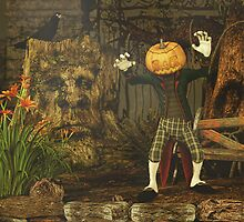 Jack Pumpkin-For-A-Head by Liam Liberty