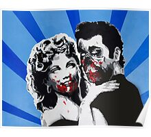 Grease Zombies  Poster