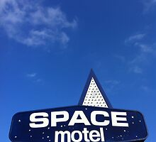 space motel  by BZAphotos