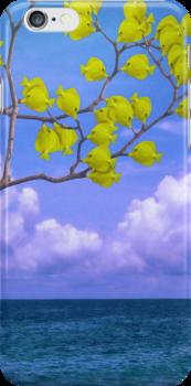 Yellow Fish by Diane Johnson-Mosley