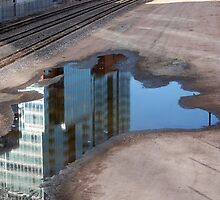 Passing Reflection by YlemPhotography