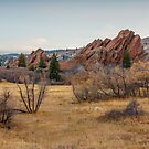 Roxborough Winter by Jon Rista