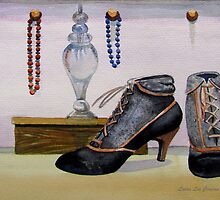 Put on Your Dancing Shoes by Laura Lea Comeau
