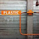 plastic. by Danit Elgev