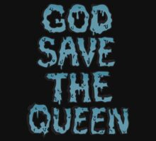 God Save The Queen by neckrust