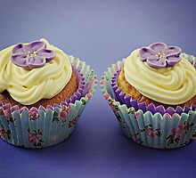 Vintage Cupcakes by MelissaSue