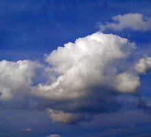 Marshmallow Cloud by teresa731