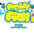 Freddy Fish  by BenHollinshead
