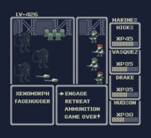 Alien RPG by Baznet