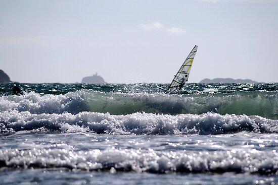 Windsurfer by Victoria Kidgell
