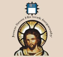 Jesus Saves (His work frequently) by Rob Goforth