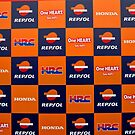 Honda interview banner by corsefoto