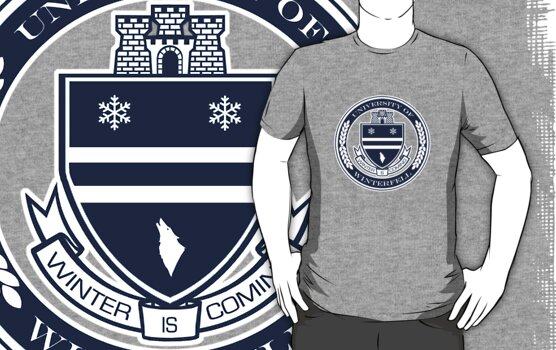 University of Winterfell solid by ChoqueFrontal