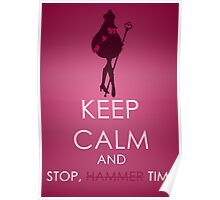 Keep Calm - Sailor Pluto Posters 1 Poster