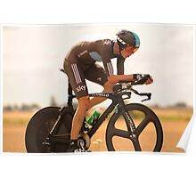 Christopher Froome Poster