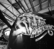 Miss America by photogenpix
