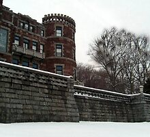 Lambert Castle, Woodland Park, NJ USA by Jane Neill-Hancock