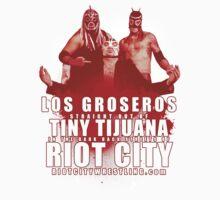 Los Groseros, the #%&@$! Rude Ones #2 by GUNHOUND