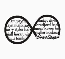 directioner to infinity & beyond by 1DxShirtsXLove