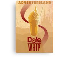 Dole Whip Metal Print