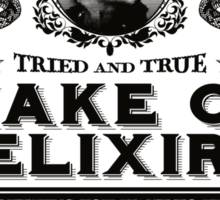 Obamney's Snake Oil Elixir Sticker