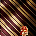 Harry Potter Gryffindor Colors/Logo by Em Herrera