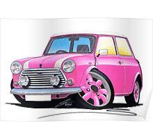 Mini Cooper (B) Poster