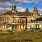 Town Hall and Glebe Park Bandstand by Tom Gomez