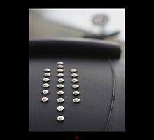 Leather and Studs II by Don Bailey