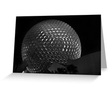 Iconic in Black and White Greeting Card