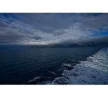 ♥ Blue - Beautiful - Blue ♥  Norvegian Sea ♥  Blue Dream ♥ . Favorites: 1 Views: 56 . Photographic Print