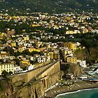 Sorento - Campania - Italy by RAN Yaari
