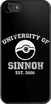 University of Sinnoh by ScottW93