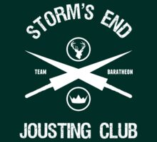 House Baratheon Alternate Jousting Club Game of Thrones T-Shirt