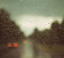 summer rain by beverlylefevre
