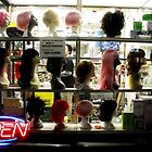 wig shop by arthousecards