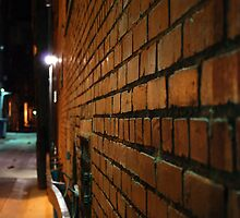 Stuck to the Wall by YlemPhotography