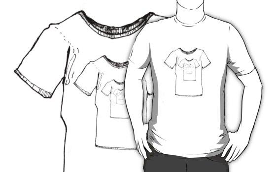 Escher's shirt in a shirt in a shirt in a.... by springly