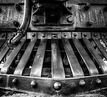 Locomotive Grin by Bob Larson