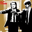 Pulp Fiction by Sandoval77
