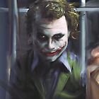 Joker Behind Bars by Niharika Singhal
