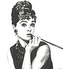 Audrey Hepburn - Breakfast at Tiffany&#x27;s by tonito21