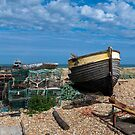 Dungeness Panorama by mikebov