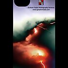 IPhone Case - Lightning- WITH Logo by Graham Taylor